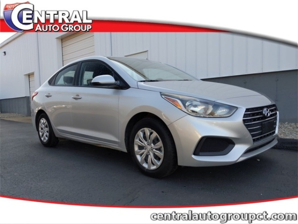 2019 Hyundai Accent in Plainfield, CT