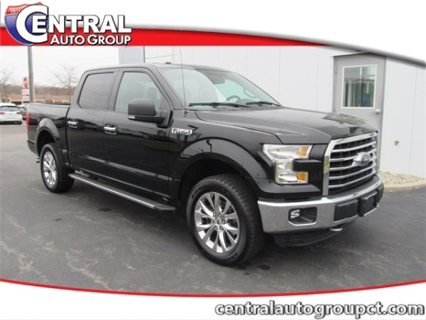 2016 Ford F-150 in Plainfield, CT