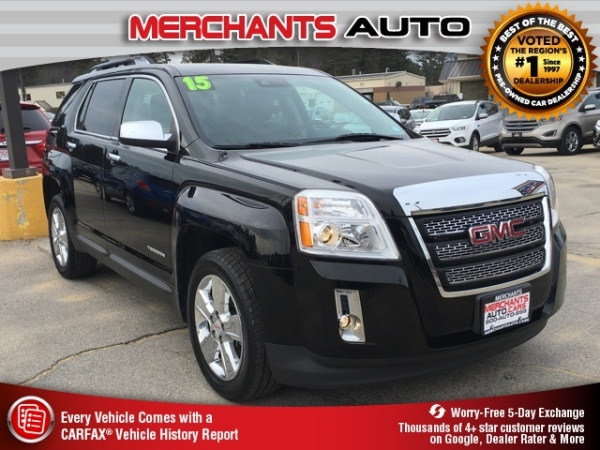 2015 GMC Terrain in Hooksett, NH