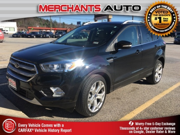 2017 Ford Escape in Hooksett, NH