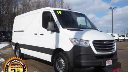 2019 Freightliner Sprinter Cargo Van