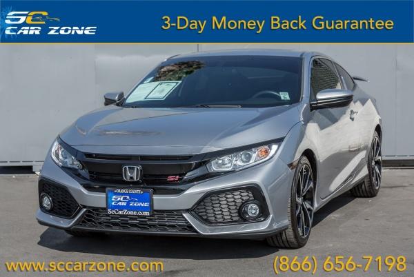 2017 Honda Civic in Costa Mesa, CA