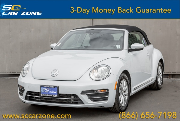 2017 Volkswagen Beetle in Costa Mesa, CA