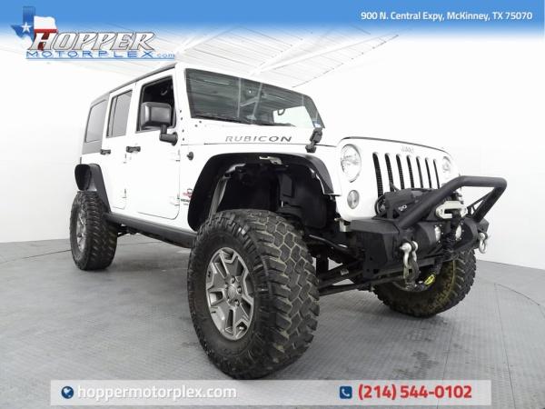 2015 Jeep Wrangler in McKinney, TX