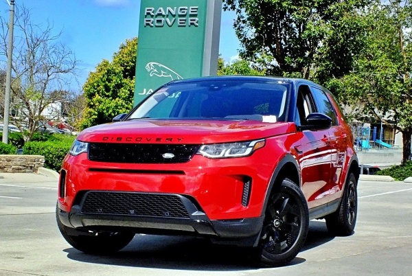 2020 Land Rover Discovery Sport in San Diego, CA