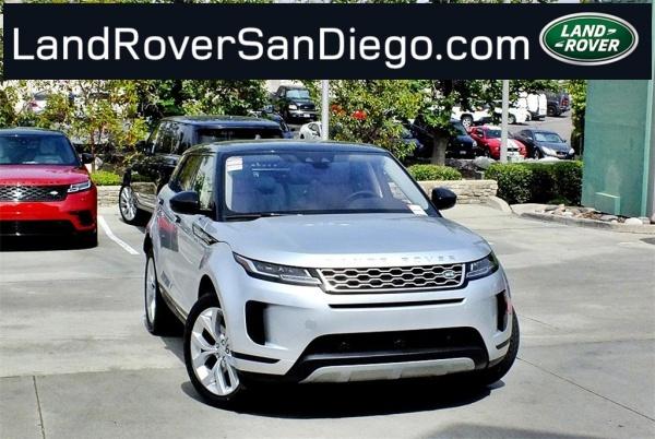 Range Rover San Diego >> 2020 Land Rover Range Rover Evoque P250 S For Sale In San