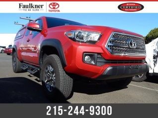 2016 Toyota Tacoma Trd Off Road Access Cab 6 1 Bed V6 4wd Automatic For
