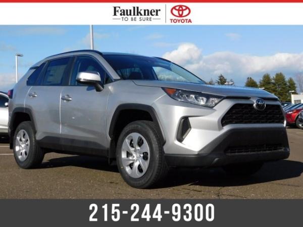 2020 Toyota RAV4 in Trevose, PA