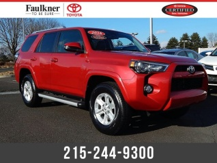 2016 Toyota 4runner Sr5 Premium V6 4wd For In Trevose Pa