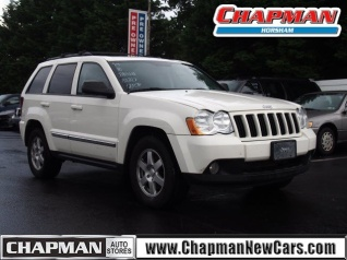 Used 2010 Jeep Grand Cherokee Laredo 4WD For Sale In Horsham, PA