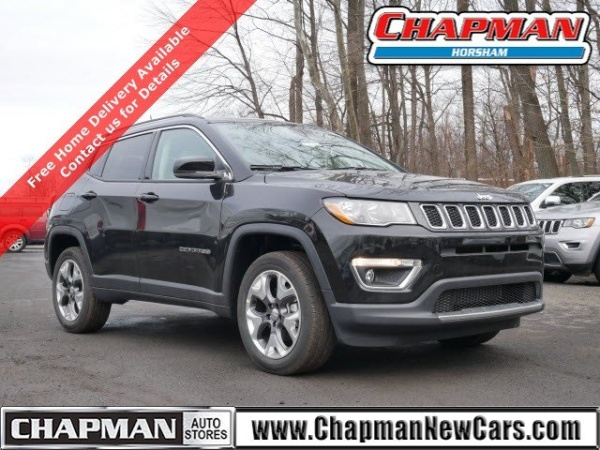 2020 Jeep Compass in Horsham, PA