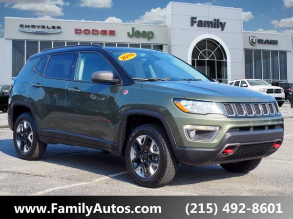 2018 Jeep Compass in Philadelphia, PA