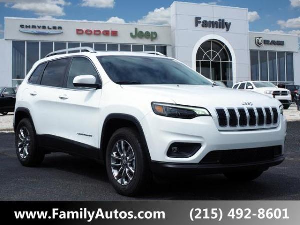 2020 Jeep Cherokee in Philadelphia, PA