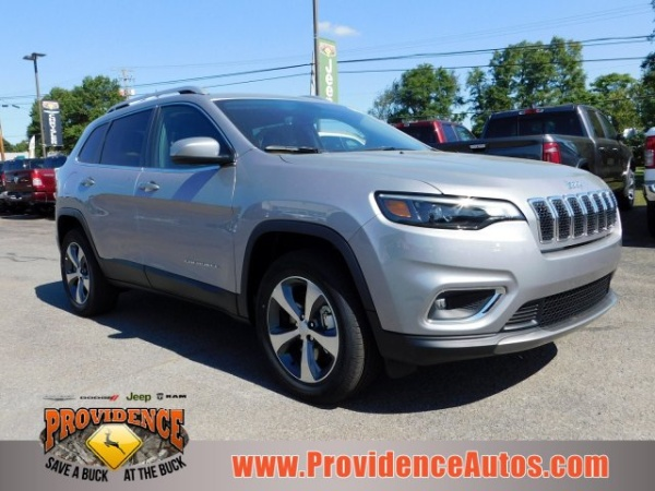 2020 Jeep Cherokee in Quarryville, PA