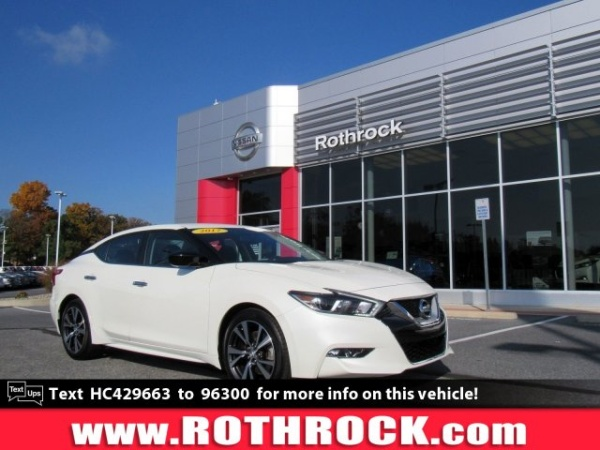 2017 Nissan Maxima in Allentown, PA
