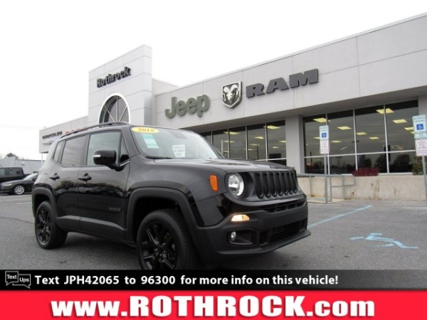 2018 Jeep Renegade in Allentown, PA