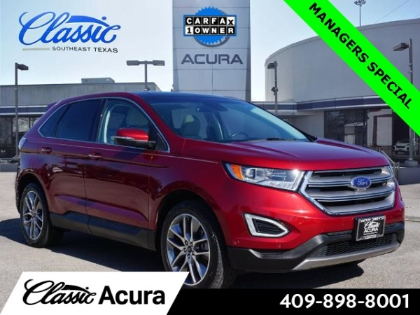 2016 Ford Edge in Beaumont, TX