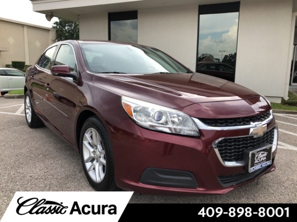 2015 Chevrolet Malibu in Beaumont, TX