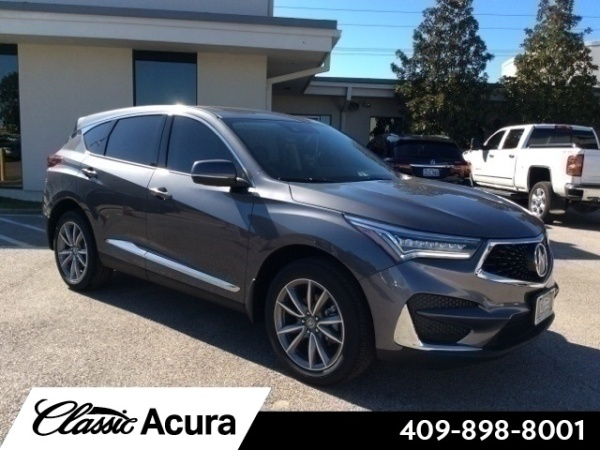 2020 Acura RDX in Beaumont, TX