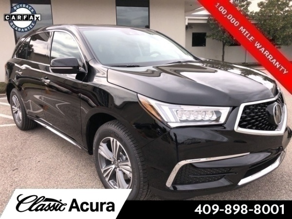 2019 Acura MDX in Beaumont, TX