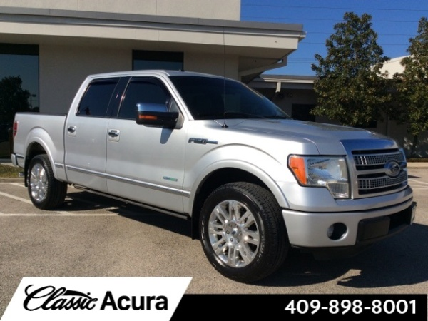 2012 Ford F-150 in Beaumont, TX