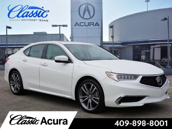 2020 Acura TLX in Beaumont, TX