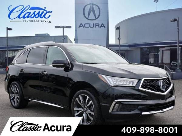 2020 Acura MDX in Beaumont, TX