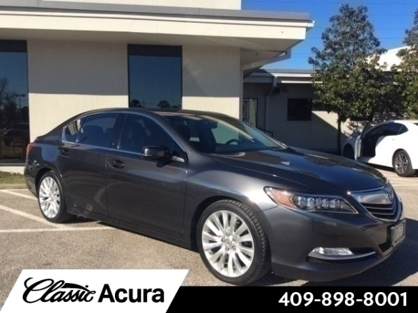 2015 Acura RLX in Beaumont, TX