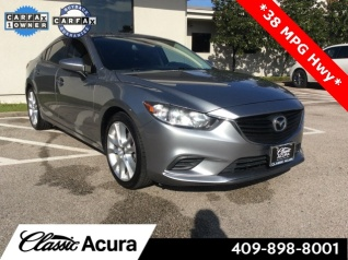 Used 2014 Mazda Mazda6 I Touring Automatic For Sale In Beaumont, TX