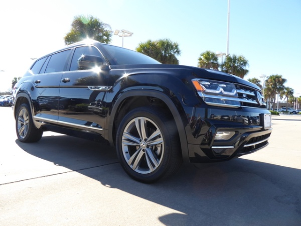 2018 Volkswagen Atlas in Houston, TX