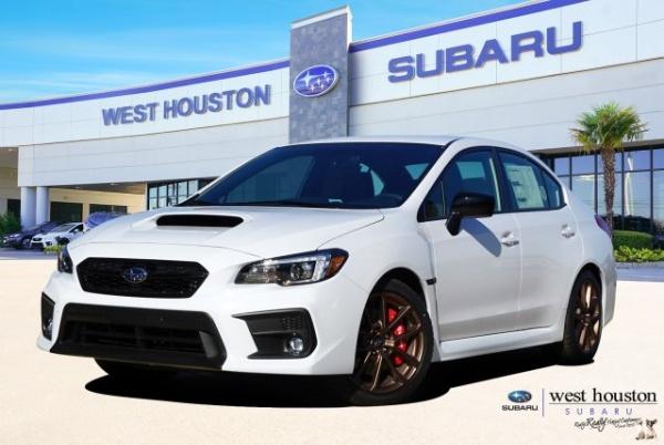 2020 Subaru WRX in Houston, TX