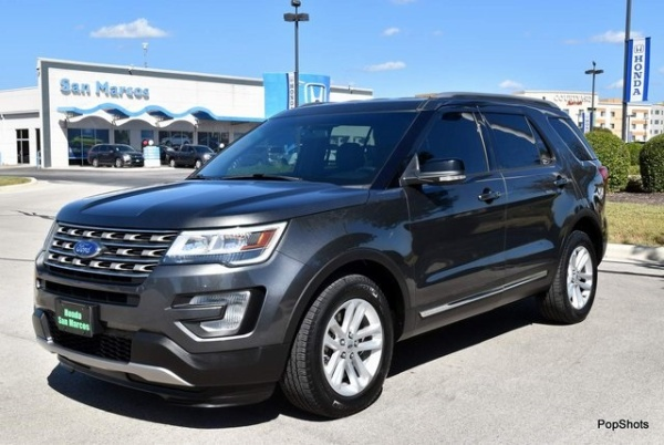 2017 Ford Explorer in San Marcos, TX