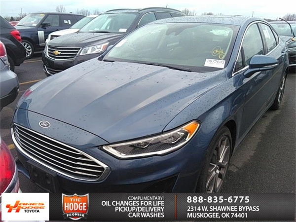 2019 Ford Fusion in Muskogee, OK