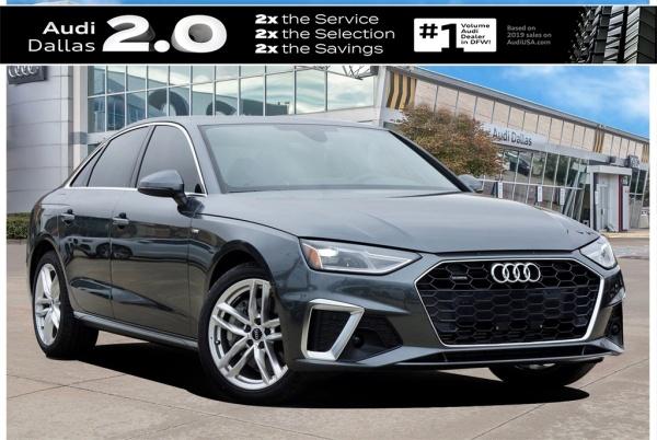 2020 Audi A4 in Dallas, TX
