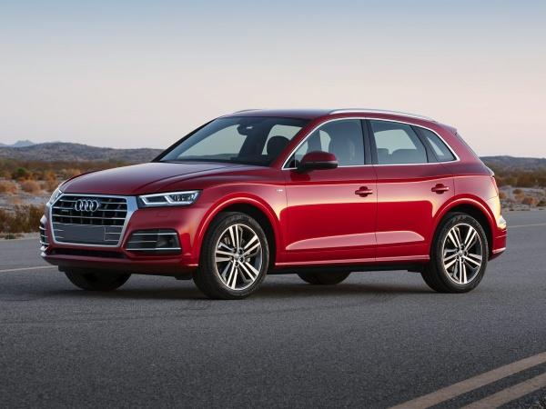 2019 Audi Q5 in Dallas, TX