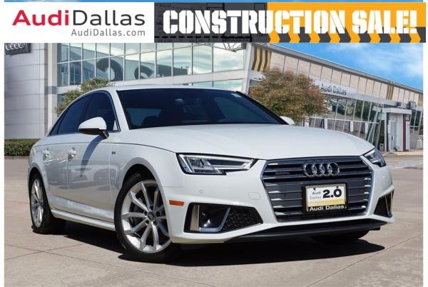 2019 Audi A4 in Dallas, TX