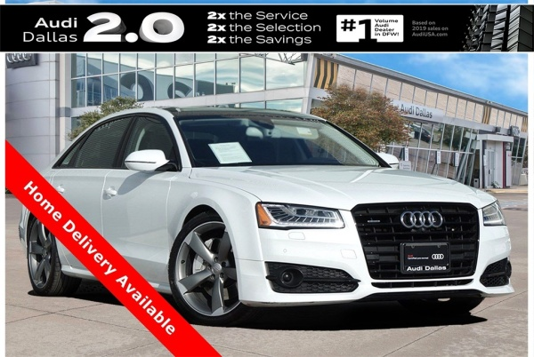 2017 Audi A8 in Dallas, TX