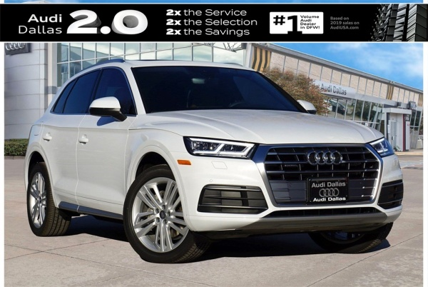 2020 Audi Q5 in Dallas, TX