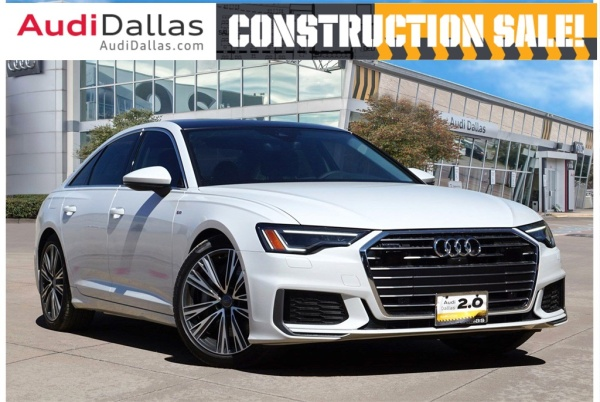 2019 Audi A6 in Dallas, TX