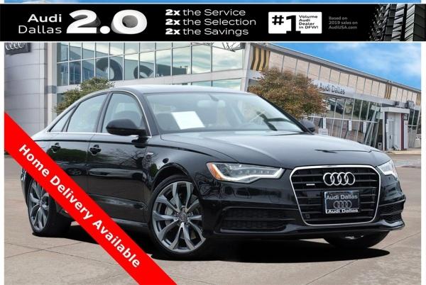 2013 Audi A6 in Dallas, TX
