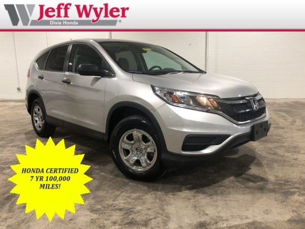 2015 Honda CR-V in Louisville, KY
