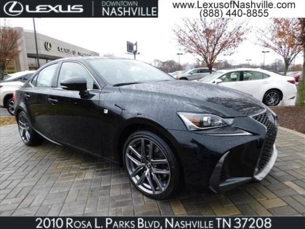 2020 Lexus IS in Nashville, TN