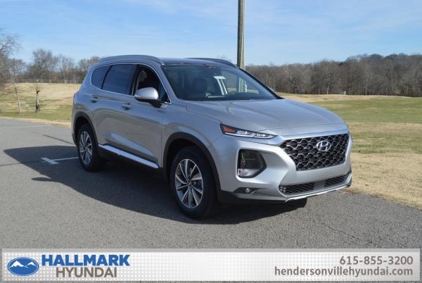 2020 Hyundai Santa Fe in Hendersonville, TN