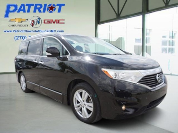 2011 Nissan Quest Sl For Sale In Hopkinsville Ky Truecar