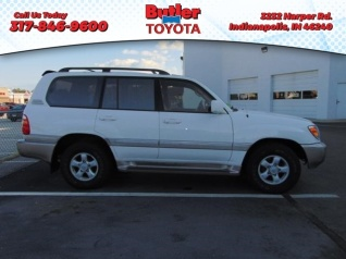 Used 2000 Toyota Land Cruiser 4WD For Sale In Indianapolis, IN