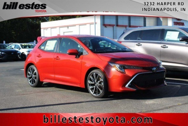 2019 Toyota Corolla Hatchback in Indianapolis, IN