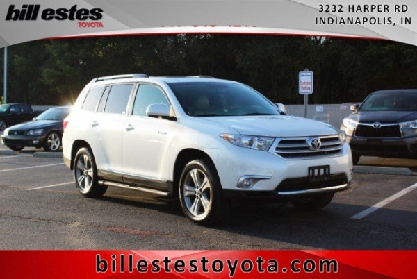 2013 Toyota Highlander in Indianapolis, IN