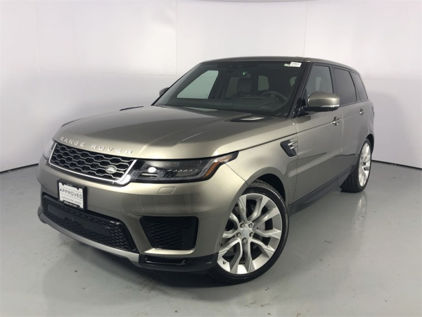 2019 Land Rover Range Rover Sport HSE MHEV