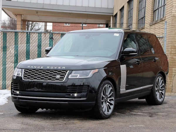 2020 Land Rover Range Rover in Hinsdale, IL