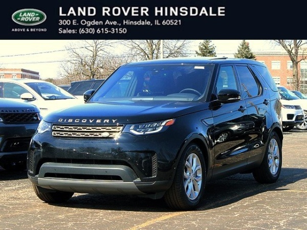 2019 Land Rover Discovery